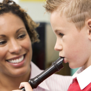 Music Therapy Sets The Rhythm for Learning