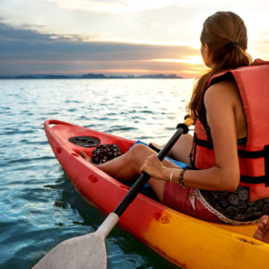 Confessions of a new kayaker who now owns a life insurance policy