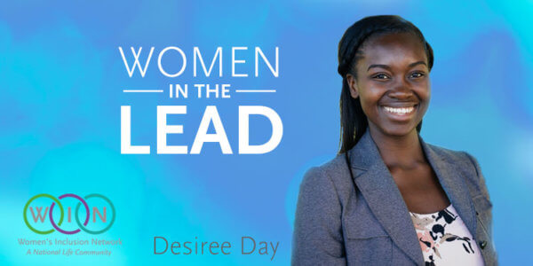 Women's Leadership Series: Desiree Day