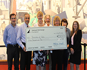 Branches of Hope Presented $15,000 Donation From Do Good Fest