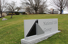National Life Sign - VT Campus